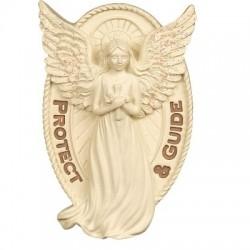 Engelen clip voor bescherming in de auto