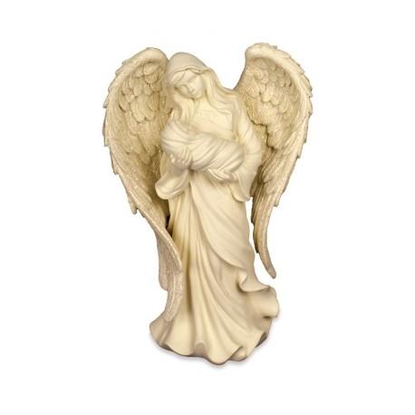 Engelenbeeldje Caring Embrace (zorgzame omhelzing)