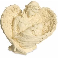 Engelbeeldje Angel Motherly Love  (Engel van Moederliefde)