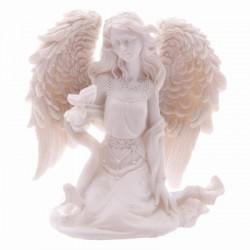 Elegante Witte Engel